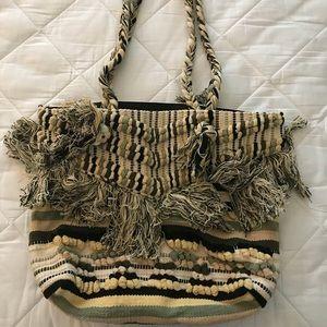 Zara Beach Bag - Like New!